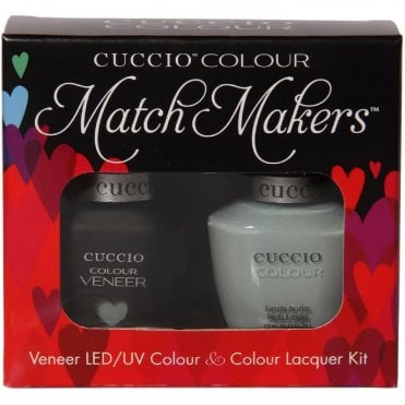Positivity Spring 2017 Nail Polish Collection Veneer UV/LED Nail Polish Match Maker Set - Another Beautiful Day! 13ml (6416)