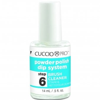 Powder Polish Dip System - Step 6 - Brush Cleaner 14ml