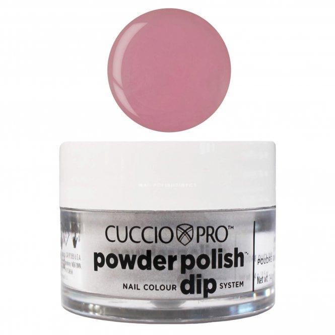 Cuccio Pro Powder Polish Nail Colour Dip System Dusty Rose
