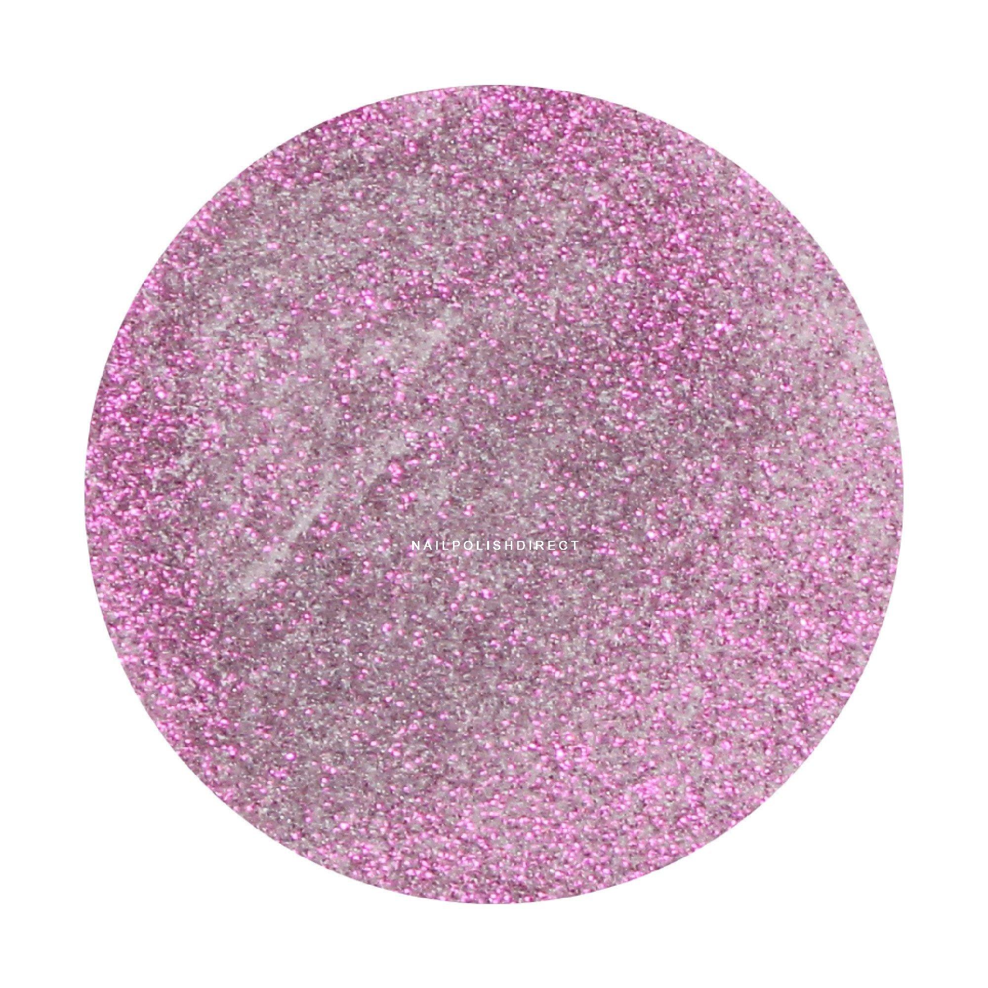 Cuccio Pro Powder Polish Dip System - Fuchsia Pink Glitter 45g (5564)