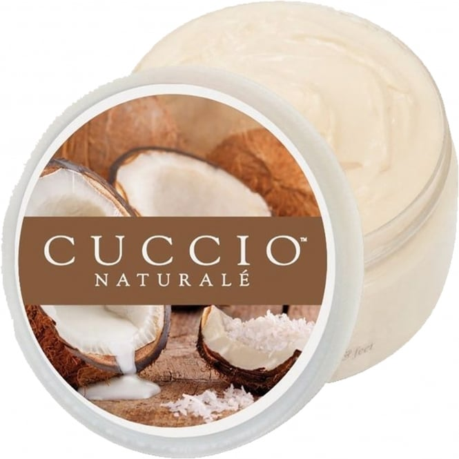 Cuccio Professional Pedicure - Coconut Intense Hydrating Heel Treatment 453g (3298)