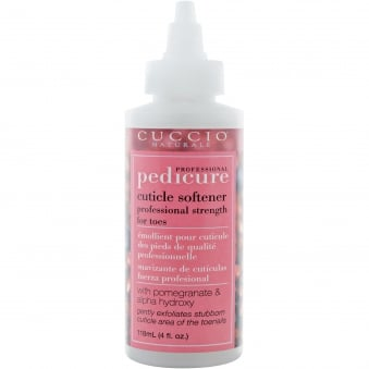 Professional Pedicure - Cuticle Softener for Toes 118mL