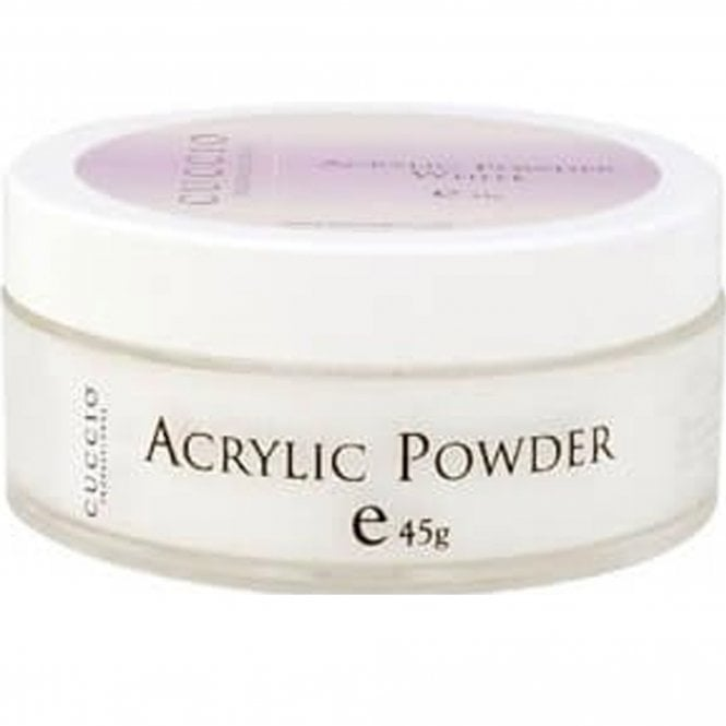 Cuccio Professional Revolution Acrylic Powder - White 45g (15008)