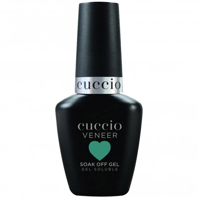 Cuccio Soak Off LED/UV Colour Gel Polish - Jakarta Jade 13ML (6109LED)