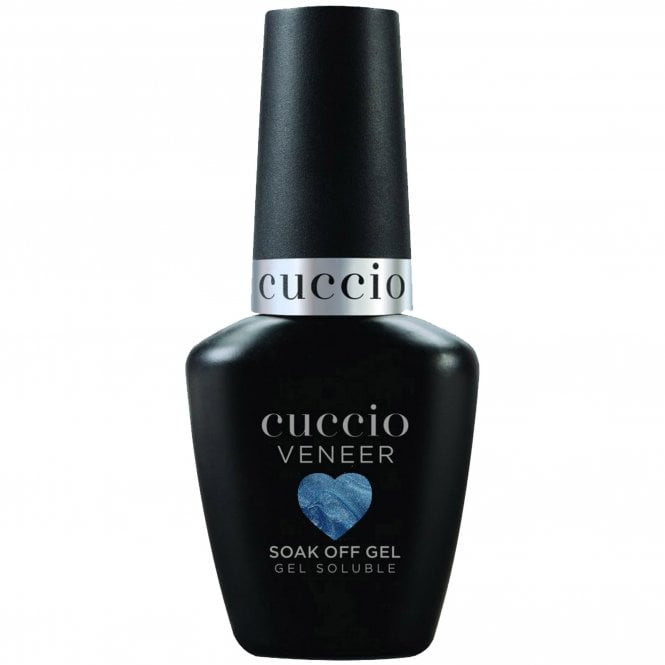 Cuccio Soak Off LED/UV Colour Gel Polish - Making Waves 13ML (6137-LED)
