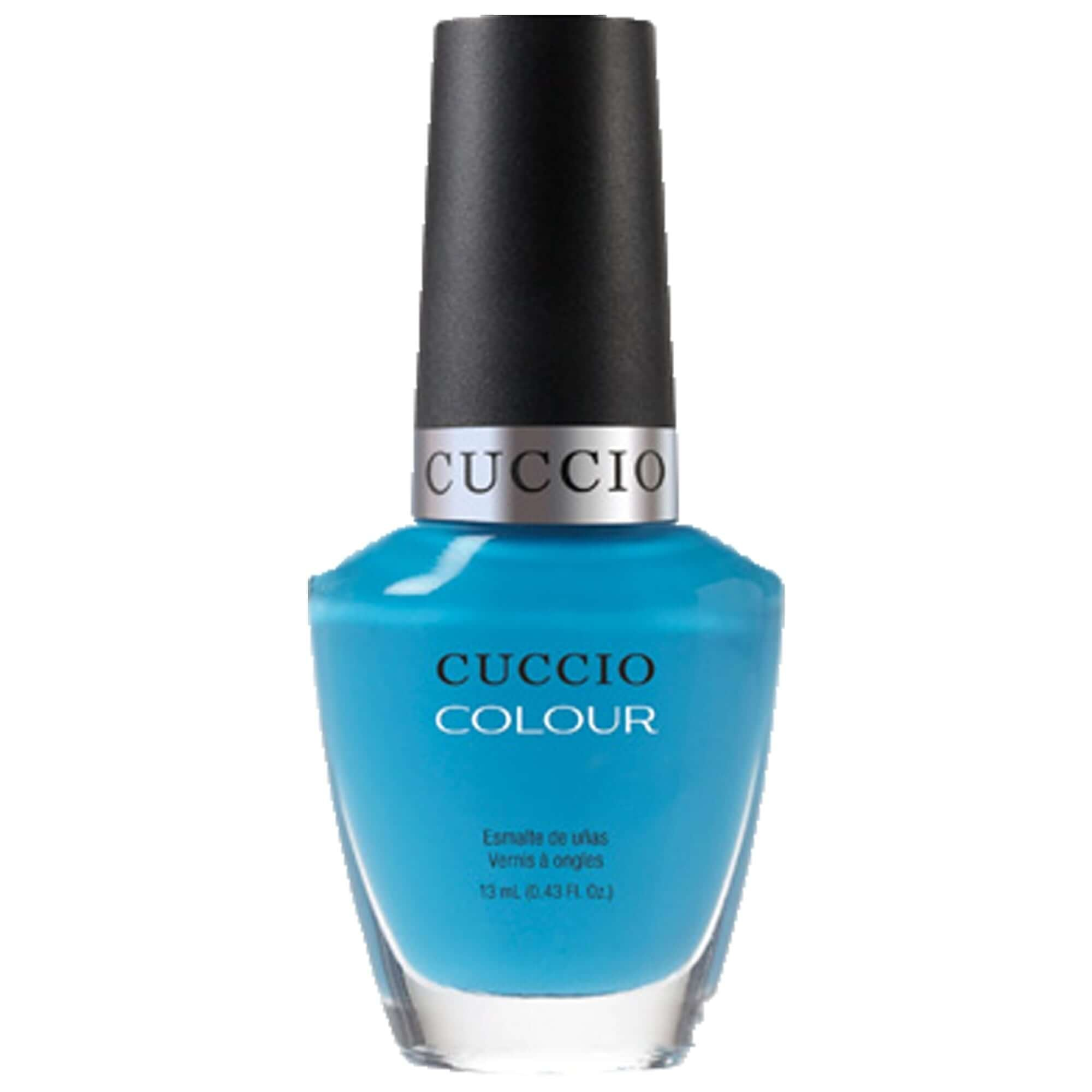 Co colour care guernsey - St Barts In A Bottle Colour Nail Polish 13ml