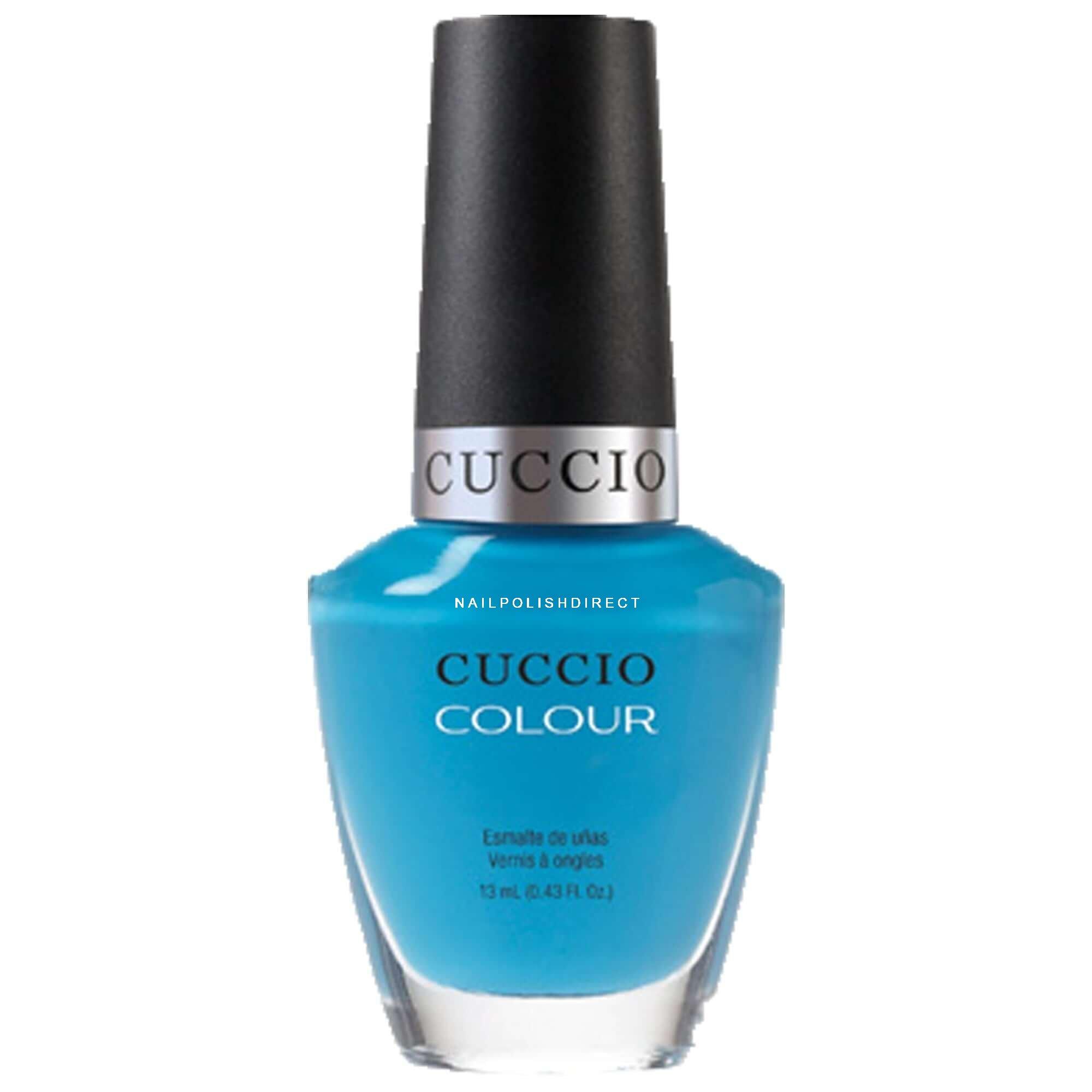 Cuccio St Barts in a Bottle Colour Nail Polish 13ml