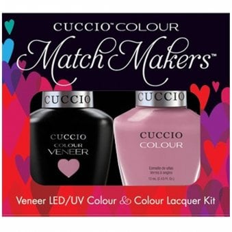 Veneer UV/LED Polish Match Maker Sets - Bali Bliss x2 13ml