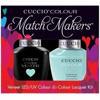 Veneer UV/LED Polish Match Maker Sets - Breakfast In NYC x2 13ml
