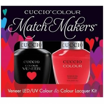 Veneer UV/LED Polish Match Maker Sets - Costa Rican Sunset x2 13ml