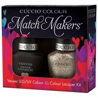 Veneer UV/LED Polish Match Maker Sets - Cuppa x2 13ml