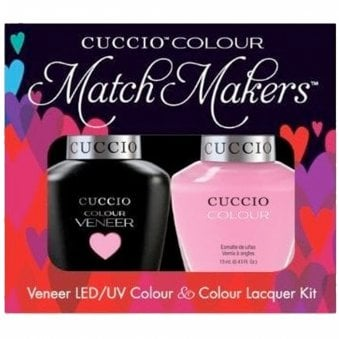 Veneer UV/LED Polish Match Maker Sets - Kyoto Cherry Blossoms x2 13ml