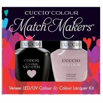 Veneer UV/LED Polish Match Maker Sets - Longing for London x2 13ml