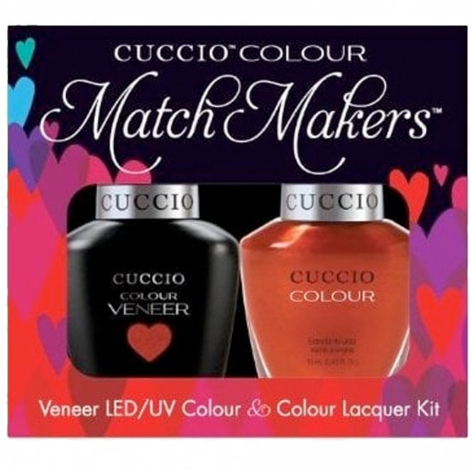 Cuccio Veneer UV/LED Polish Match Maker Sets - Rio Carnival x2 13ml (6022LEDMATCHMAKER)