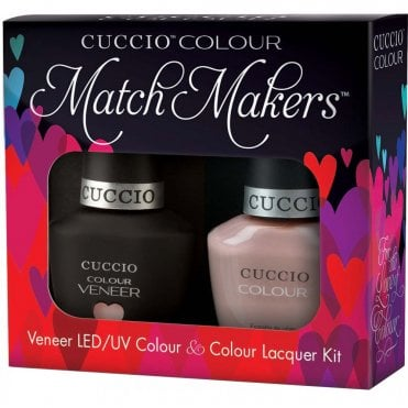 Veneer UV/LED Polish Match Maker Sets - Skin To Skin x2 13ml