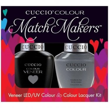 Veneer UV/LED Polish Match Maker Sets - Soaked In Seattle x2 13ml