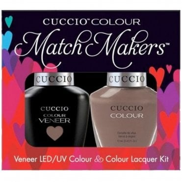 Veneer UV/LED Polish Match Maker Sets - Speeding On The German Autobahn x2 13ml