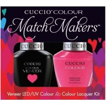 Veneer UV/LED Polish Match Maker Sets - Totally Tokyo x2 13ml
