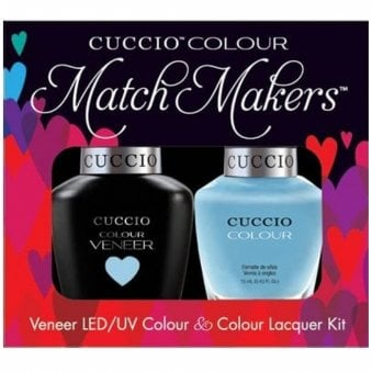 Veneer UV/LED Polish Match Maker Sets - Under A Blue Moon x2 13ml