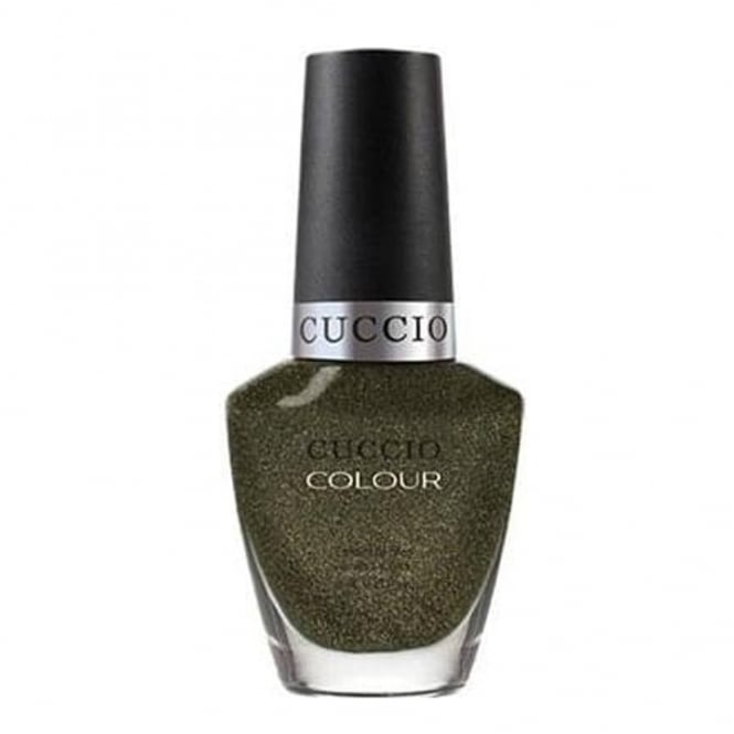 Cuccio Vivacious Verdigris Colour Nail Polish 13ml