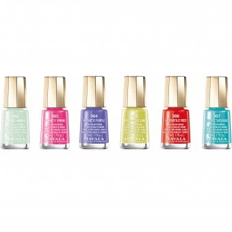 b5856be848 Dash & Splash 2019 Nail Polish Collection - 6 Piece Set (6x15ml)