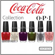 OPI Coca Cola Collection