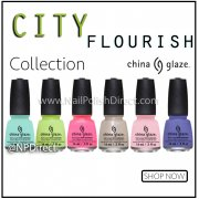 China Glaze City Flourish