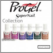 SuperNail Progel Nail Polish Range