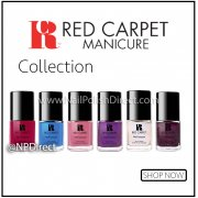 Red Carpet Manicure Nail Polish Range