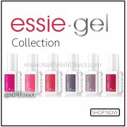 Essie Gel Polish Range