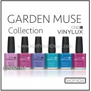 CND Vinylux Garden Muse Summer 2015 Nail Polish Collection