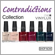 CND Contradictions Nail Polish Collection