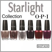 OPI 2015 Nail Polish Holiday Collection - Starlight