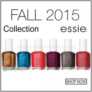 Essie 2015 Nail Polish & Gel Polish Collection Fall