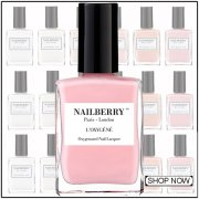 NailBerry Nail Polish Range