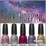China Glaze Star Hopping 2015 Winter Nail Polish Collection