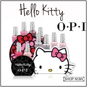 OPI Hello Kitty 2016 Nail Polish Collection