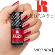 Red Carpet Ready Gel Shining Nail Polish