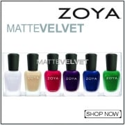 Zoya Matte Velvet Nail Polish 2015 Holiday Collection