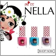 Miss Nella Kids Nail Polish Collection