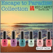 Red Carpet Manicure 2016 Escape To Paradise Nail Polish Collection