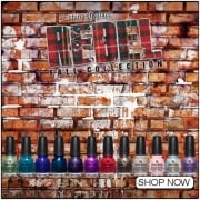 China Glaze Rebel Fall Nail Polish Collection 2016