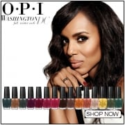 OPI Washington DC 2016 Nail Polish Collection