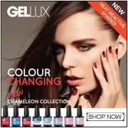 Gellux Colour Changing Chameleon Gel Polish Collection 2016