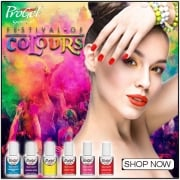 Super Nail Progel Festival Of Colours 2016 Nail Polish Collection