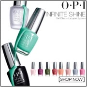 OPI Infinite Shine Spring 2016 Nail Polish Collection