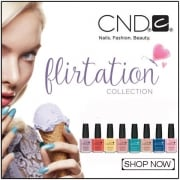 CND Vinylux Flirtation 2016 Nail Polish Collection