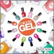 Sally Hansen Miracle Gel Nail Range