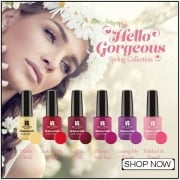 Red Carpet Manicure Hello Gorgeous 2016 Nail Polish Collection