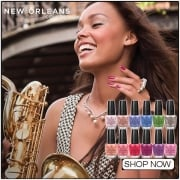 OPI New Orleans 2016 Spring & Summer Nail Polish Collection